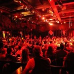 The Comedy Store Main Room was sold out!