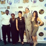 The Survivor's Fashion Show Producers with Jarvee Hutcherson