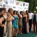The Survivor's Fashion Show with Sue Wong Models and Lash Factor Inc.