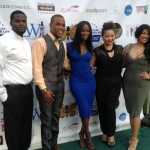 The Survivor's Fashion Show Producers and Celebrity Guests