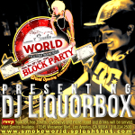 DJ LIquor Box